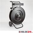 Abrollwagen für PP/PET-Umreifungsband, schwarz | HILDE24 GmbH
