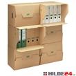 Archiv Transportcontainer gestapelt - HILDE24 Verpackungen