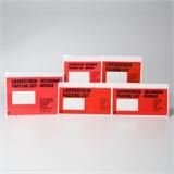 Begleitpapiertaschen Lieferscheintaschen in verschiedenen Ausführungen