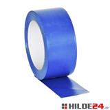 Bodenmarkierungsband blau aus Weich-PVC - HILDE24 Verpackungen