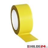 Bodenmarkierungsband gelb aus Weich-PVC - HILDE24 Verpackungen