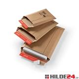 Colompac Versandtasche aus Wellpappe in verschiedenen Größen | HILDE24 GmbH
