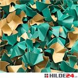 DECOFILL Füll- und Polsterchips in grün 120 l - HILDE24 Verpackungen