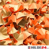 DECOFILL Füll- und Polsterchips in orange 240 l - HILDE24 Verpackungen