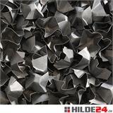 DECOFILL Füll- und Polsterchips in schwarz/schwarz 120 l - HILDE24 Verpackungen