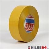 Doppelseitiges Klebeband Tesafix 4970 25 mm x  50 lfm, weiß - HILDE24 Verpackungen