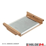 Einlage für Fixierverpackung mit Spannfolie, geeignet für Smartphone | HILDE24 GmbH
