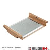 Einlage für Fixierverpackung mit Spannfolie, geeignet für Smartphone und Tablet | HILDE24 GmbH