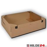 Eurobox XL mit Stapelecken in 3 verschiedene Höhen | HILDE24 GmbH