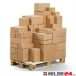 Euroboxen auf Palette, ganz ohne Überstand! | HILDE24 GmbH