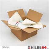 Faltkarton mit quadratischem Boden - HILDE24 Verpackungen