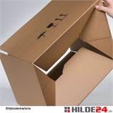 Faltkarton mit vollautomatischem Boden - HILDE24 Verpackungen
