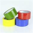 Farbiges Klebeband - grün, rot, gelb, blau