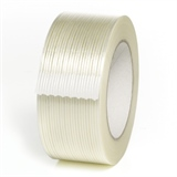 Filamentklebeband 50 mm x 50 lfm - längsverstärkt - HILDE24 Verpackungen