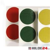 Gewebeklebepunkte / Markierungspunkte rot | HILDE24 GmbH