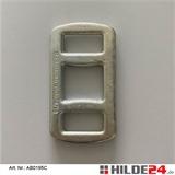 Gurtbandschloss für Gurtband bis 32 mm, Belastbarkeit: ca. 3.000 daN | HILDE24 GmbH