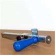 Höhenriller mit messerscharfem Kerbrad aus gehärtetem Stahl - HILDE24 Verpackungen