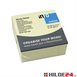 Haftnotizen, 75 x 75 mm, 400 Blatt pro Pack, gelb  | HILDE24 GmbH