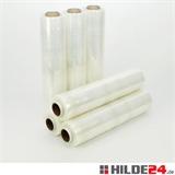 Handstretchfolie, 15 my, 450 mm x 300 lfm, transparent - HILDE24 Verpackungen