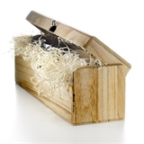 Holzwolle zum Polstern, Dämmen und Dekorieren - HILDE24 Verpackungen