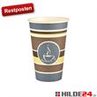 Kaffeebecher To Go - 0,2 Liter - HILDE24 Verpackungen