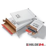 Kurierpaket - Maxibrief, mit doppeltem Selbstklebeverschluss | HILDE24 GmbH