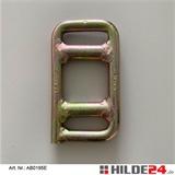 Lash-Schnallen für 38 - 40 mm Lashband, Belastbarkeit: ca. 4.000 daN | HILDE24 GmbH