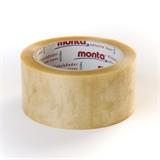 Monta® 220 PVC Klebeband transparent - HILDE24 Verpackungen