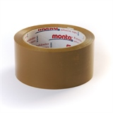 Monta® 610 - PP Klebeband - low noise - braun - HILDE24 Verpackungen