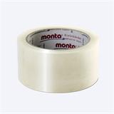 Monta® 610 - PP Klebeband - low noise - transparent - HILDE24 Verpackungen