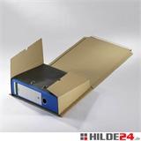 Ordnerpac Versandverpackung für alle DIN A4-Ordner - HILDE24 GmbH