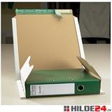 Ordnerversandverpackung zum Wickeln, weiß - HILDE24 Verpackungen