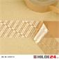 PET-Sicherheitsklebeband - OPENED VOID - braun-transluzent, 50 mm x 50 lfm | HILDE24 GmbH