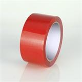 PP-Klebebänder low noise - rot - 50 mm x 66 lfm - Acrylat-Kleber