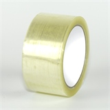 PP-Klebeband  48 mm x  66 lfm transparent - starke Klebkraft für Kartons mit höherem Recyclinganteil - HILDE24 Verpackungen