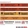 PP Warnklebeband - verschiedene Ausführungen | HILDE24 GmbH