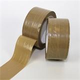 PVC-Klebeband, fadenverstärkt, extrem reißfest, braun, 50 mm x 66 lfm