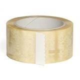 PVC-Klebeband, transparent, 50 mm x 66 lfm, universell einsetzbares Packband
