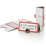 Palettenhütchen - Stapelschutzdreiecke aus Wellappe - HILDE24 GmbH