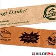 Papierselbstklebeband 1 fabrig bedruckt - HILDE24 Verpackungen