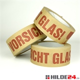 Papierselbstklebeband, Rolle: 50 mm x 50 lfm - HILDE24 Verpackungen