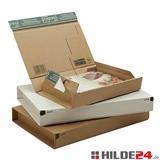 Postbox mit 3 Selbstklebeverschluss - HILDE24 Verpackungen