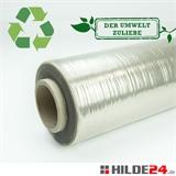 Rezyklat-Handstretchfolie, 17 my, 450 mm x 300 lfm | Hilde24 GmbH