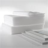 Schaumfolien-Zuschnitte in verschiedenen Abmessungen und Stärken erhältlich - HILDE24 Verpackungen