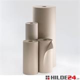 Schrenzpapier auf der Rolle in verschiedenen Rollenbreiten und Grammaturen | HILDE24 GmbH
