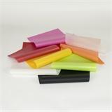 Seidenpapier in kräftigen Farben - einseitig glatt - 50 x 75 cm - HILDE24 Verpackungen