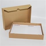 Stülpdeckelkarton (Deckel und Boden)