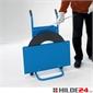 Stahlbandabroller in Scheibenwicklung | HILDE24 GmbH