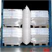 Stausäcke / Staupolster verhindern ein Verrutschen der Ladung während des Transports - HILDE24 Verpackungen