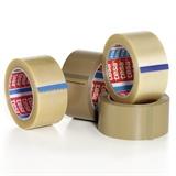 Tesa® 4100 PVC Klebeband in braun und transparent - HILDE24